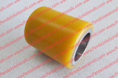 1115-133002-40 Poly Load Wheel