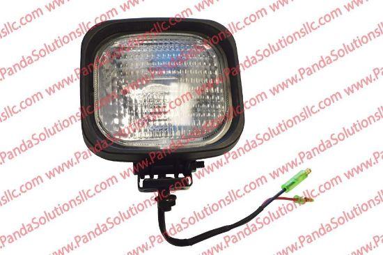 26010-GG10A HEAD LIGHT 12V FOR FORKLIFT TRUCK