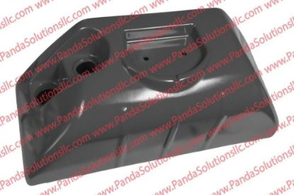 1118-100001-00 Front Dashboard Cover