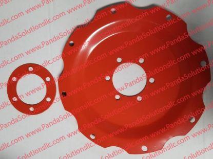 Nissan forklift truck CPJ01A15PU input plate