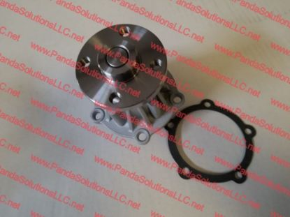 Picture of TOYOTA FORKLIFT TRUCK 02-5FG18 WATER PUMP (pp:8908-9401) FN110227