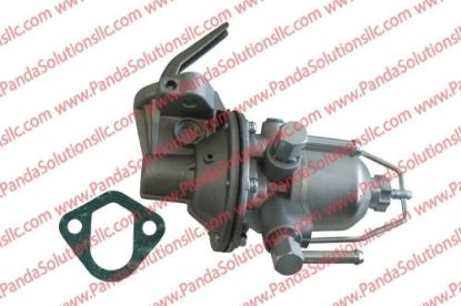 Picture of FUEL PUMP FOR MITSUBISHI/CATERPILLAR FORKLIFT TRUCK  2C4000AT82F FN110273