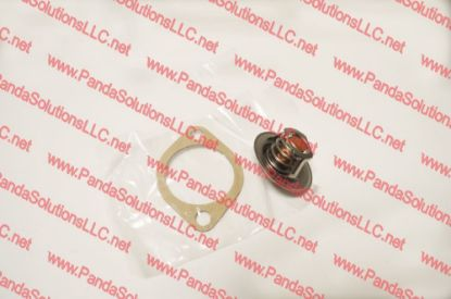 CLARK forklift GCS12G127 thermostat with gasket