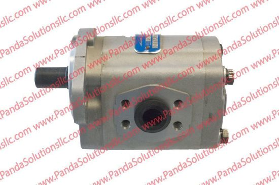 Picture of Toyota forklift truck 60-6FD25 Hydraulic pump FN104293