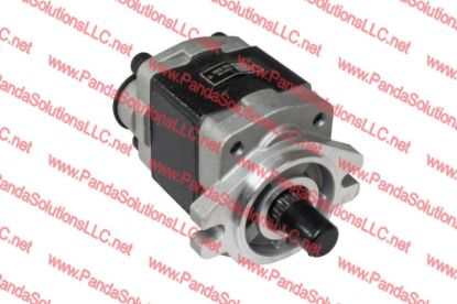 Picture of Mitsubishi forklift truck FD20HS Hydraulic gear pump FN125813