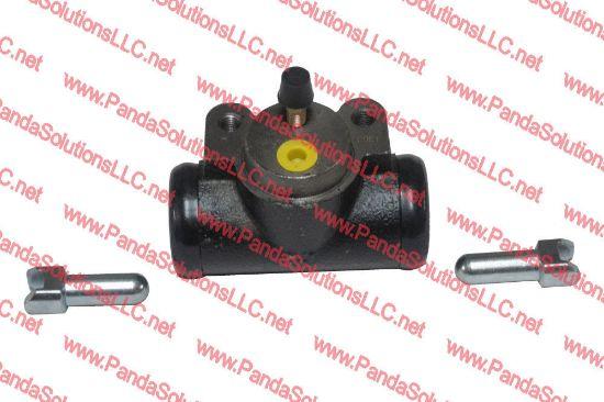 Picture of Mitsubishi forklift truck FGC55K Brake wheel cylinder FN126137