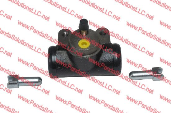 Picture of Mitsubishi forklift truck FGC60K Brake wheel cylinder FN126139