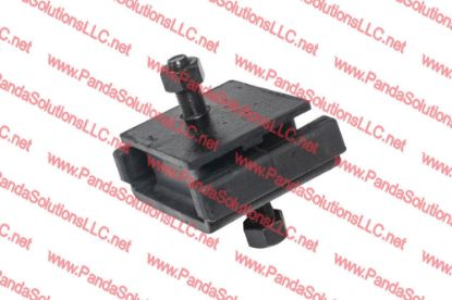 Picture of Toyota forklift truck 30-8FG10 Engine mounting insulator FN126150