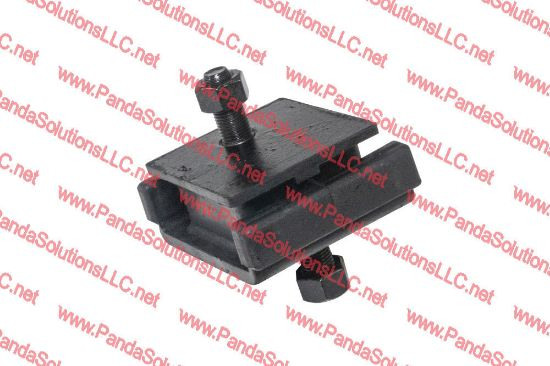 Picture of Toyota forklift truck 06-8FG30F Engine mounting insulator FN126298