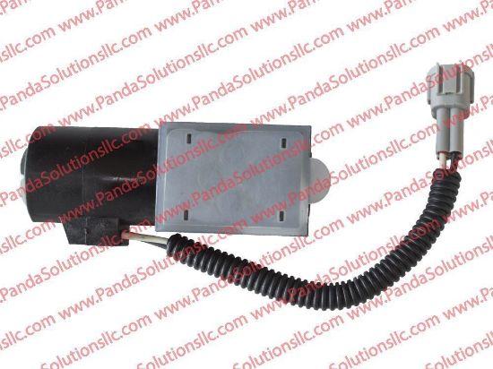 Picture of Mitsubishi forklift FD15N Solenoid valve FN126300
