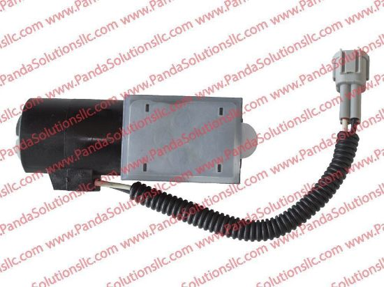 Picture of Mitsubishi forklift FD18N Solenoid valve FN126301