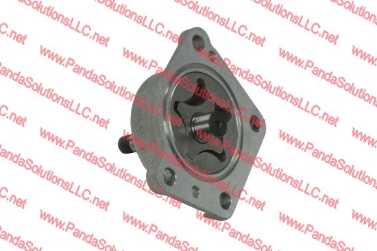Picture of Mitsubishi forklift FD25K Oil Pump FN126431