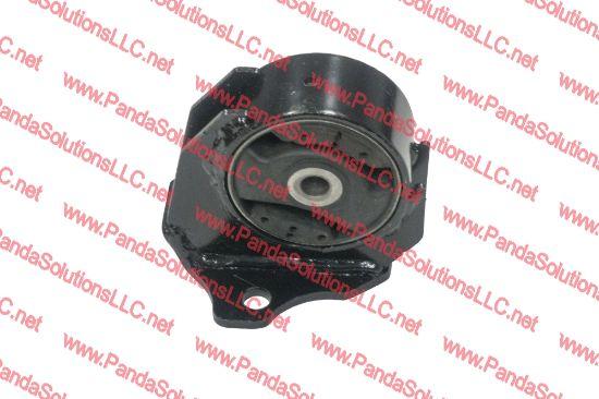 Picture of Mitsubishi forklift FG18N transmission mount FN126570