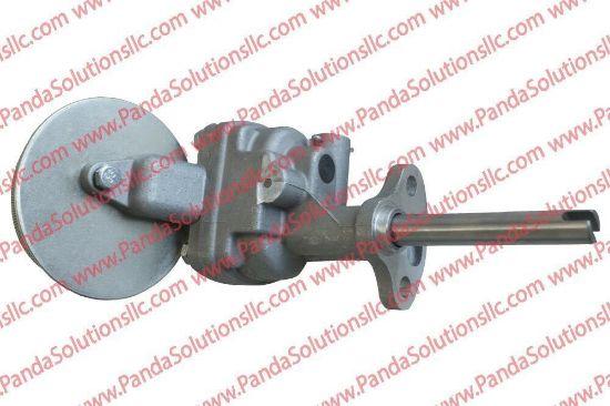 Picture of NISSAN forklift MU1F2A25U Oil Pump FN127173
