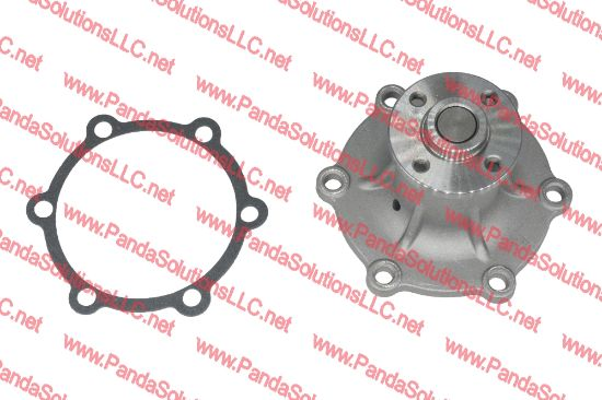Picture of Toyota Forklift 62-4FGC25 Water Pump FN129167
