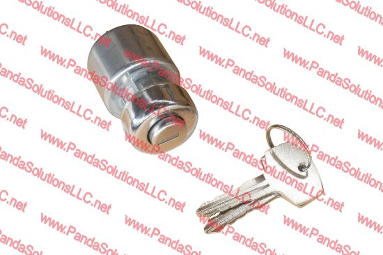 Picture of NISSAN Forklift WGF03A40V IGNITION SWITCH FN132455